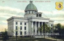 cap001482 - Montgomery, Alabama, AL  State Capital, Capitals Postcard Post Card USA