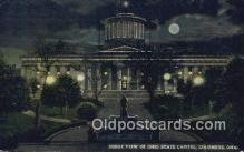 cap001500 - Columbus, Ohio, OH  State Capital, Capitals Postcard Post Card USA