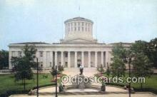 cap001501 - Columbus, Ohio, OH  State Capital, Capitals Postcard Post Card USA