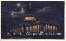 cap001506 - Salt Lake City, Utah, UT  State Capital, Capitals Postcard Post Card USA