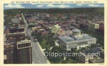 cap001512 - Columbus, Ohio, OH  State Capital, Capitals Postcard Post Card USA