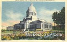 cap001513 - Olympia, Washington, WA  State Capital, Capitals Postcard Post Card USA