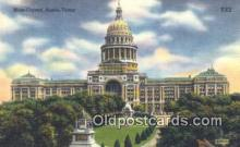 cap001514 - Austin, Texas, TX State Capital, Capitals Postcard Post Card USA