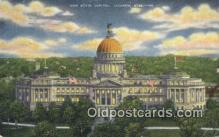 cap001520 - Jackson, Mississippi, MS State Capital, Capitals Postcard Post Card USA