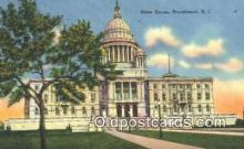 cap001533 - Providence, Rhode Island, RI State Capital, Capitals Postcard Post Card USA