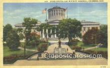 cap001553 - Columbus, Ohio, OH  State Capital, Capitals Postcard Post Card USA