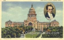 cap001565 - Austin, Texas, TX State Capital, Capitals Postcard Post Card USA