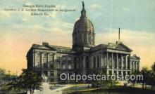 cap001567 - Atlanta, Georgia, GA State Capital, Capitals Postcard Post Card USA