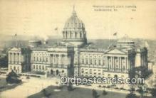 cap001573 - Harrisburg, Pennsylvania, PA  State Capital, Capitals Postcard Post Card USA