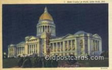 cap001578 - Little Rock, Arkansas, AR State Capital, Capitals Postcard Post Card USA