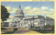cap001579 - Washington DC State Capital, Capitals Postcard Post Card USA