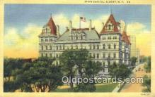 cap001582 - Albany, New York, NY  State Capital, Capitals Postcard Post Card USA