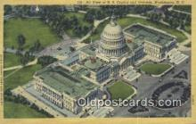 cap001584 - Washington DC State Capital, Capitals Postcard Post Card USA
