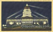 cap001588 - Salt Lake City, Utah, UT  State Capital, Capitals Postcard Post Card USA