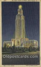 cap001589 - Baton Rouge, Louisiana, LA  State Capital, Capitals Postcard Post Card USA