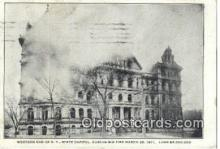 cap001594 - Albany, New York, NY  State Capital, Capitals Postcard Post Card USA