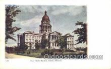 cap001601 - Denver, Colorado, CO State Capital, Capitals Postcard Post Card USA