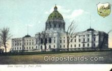 cap001611 - St Paul, Minnesota, MN  State Capital, Capitals Postcard Post Card USA