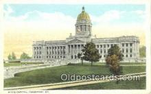 cap001625 - Frankfort, Kentucky, KY State Capital, Capitals Postcard Post Card USA