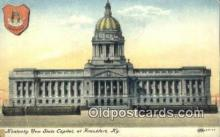 cap001627 - Frankfort, Kentucky, KY State Capital, Capitals Postcard Post Card USA