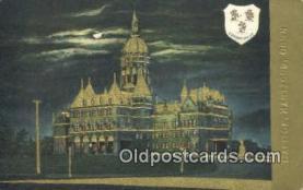 cap001632 - Hartford, Connecticut, CT State Capital, Capitals Postcard Post Card USA