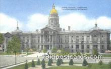 cap001636 - Cheyenne, Wyoming, WY  State Capital, Capitals Postcard Post Card USA