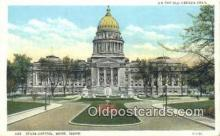 cap001637 - Boise, Idaho, ID  State Capital, Capitals Postcard Post Card USA