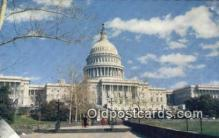 cap001640 - Washington DC State Capital, Capitals Postcard Post Card USA