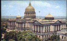 cap001647 - Harrisburg, Pennsylvania, PA  State Capital, Capitals Postcard Post Card USA