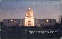 cap001651 - Salem, Oregon, OR  State Capital, Capitals Postcard Post Card USA