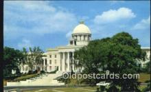 cap001656 - Montgomery, Alabama, AL  State Capital, Capitals Postcard Post Card USA