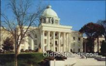 cap001657 - Montgomery, Alabama, AL  State Capital, Capitals Postcard Post Card USA