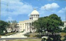 cap001659 - Montgomery, Alabama, AL  State Capital, Capitals Postcard Post Card USA