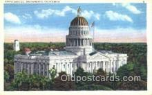 cap001665 - Sacramento, California, CA  State Capital, Capitals Postcard Post Card USA