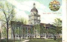 cap001702 - Lincoln, Nebraska, NE  State Capital, Capitals Postcard Post Card USA