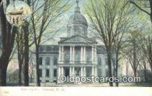 cap001704 - Concord, New Hampshire, NH State Capital, Capitals Postcard Post Card USA