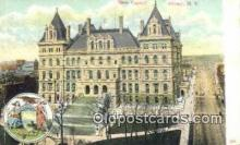 cap001709 - Albany, New York, NY  State Capital, Capitals Postcard Post Card USA