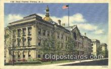 cap001712 - Trenton, New Jersey, NJ  State Capital, Capitals Postcard Post Card USA