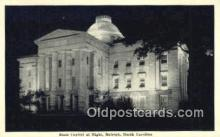 cap001727 - Raleigh, North Carolina, NC  State Capital, Capitals Postcard Post Card USA