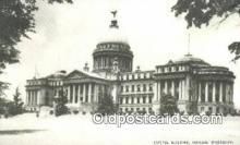 cap001728 - Jackson, Mississippi, MS State Capital, Capitals Postcard Post Card USA
