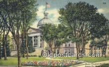 cap001730 - Santa Fe, New Mexico, NM State Capital, Capitals Postcard Post Card USA