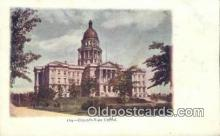 cap001734 - Denver, Colorado, CO State Capital, Capitals Postcard Post Card USA