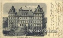 cap001757 - Albany, New York, NY  State Capital, Capitals Postcard Post Card USA