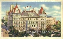 cap001759 - Albany, New York, NY  State Capital, Capitals Postcard Post Card USA