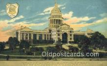 cap001763 - Austin, Texas, TX State Capital, Capitals Postcard Post Card USA