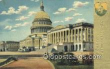 cap001766 - Washington DC State Capital, Capitals Postcard Post Card USA