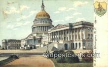cap001780 - Washington DC State Capital, Capitals Postcard Post Card USA