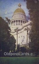cap001783 - Sacramento, California, CA  State Capital, Capitals Postcard Post Card USA
