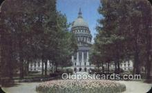 cap001791 - Madison, Wisconsin, WI State Capital, Capitals Postcard Post Card USA
