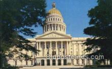 cap001805 - Sacramento, California, CA  State Capital, Capitals Postcard Post Card USA